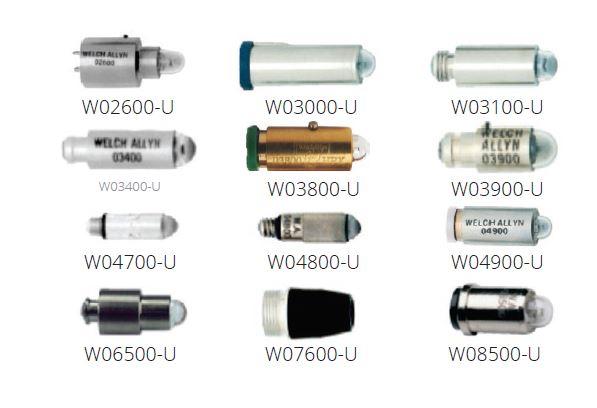 Welch Allyn Bulb W03100-LED buy now from GVP Australia